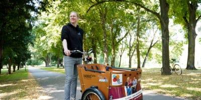 Mobilität mit Zukunft - Das Lastenrad ist nur der Anfang!